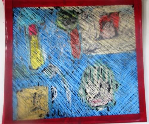 1月の描き始めは蝋画にトライ_e0167771_12123096.jpg