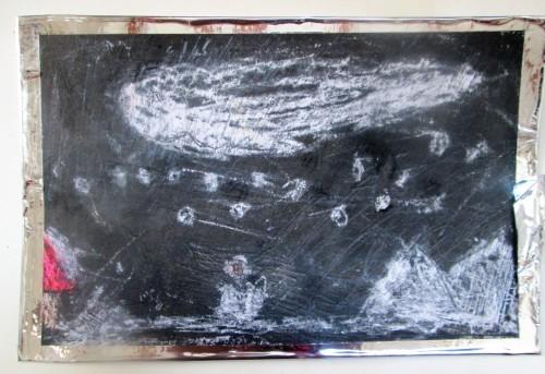 1月の描き始めは蝋画にトライ_e0167771_12184916.jpg