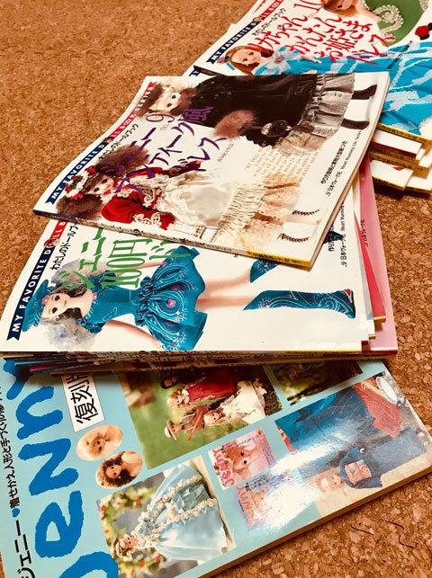 ジェニーとリカちゃんのお洋服_a0342172_16341303.jpg