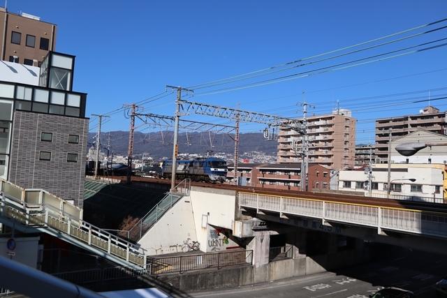 藤田八束の鉄道写真@青森は雪の中浅虫温泉の浮島は絶景、青森のお薦めお土産をご紹介_d0181492_20034507.jpg