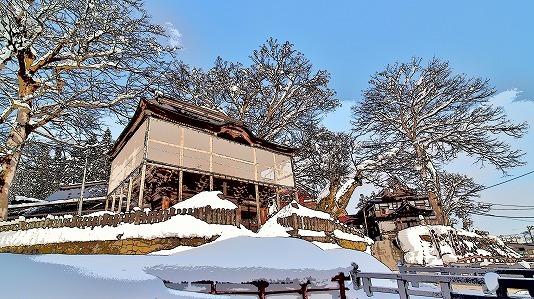 昨日も「雪の花」がきれいでした_c0336902_18101024.jpg