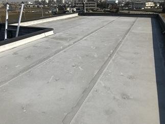 屋上、3階ベランダ防水改修工事(所沢市)_c0183605_23125500.jpg