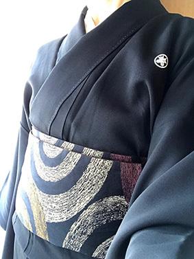 人生初、黒紋付!_b0327008_14101332.jpg
