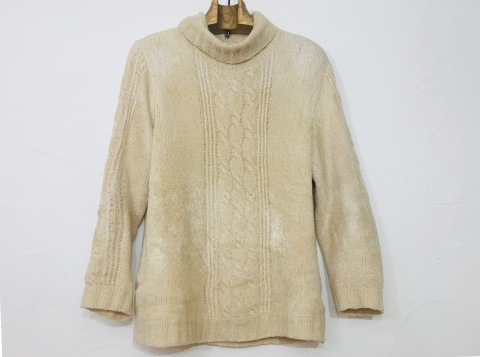手編みのセーター 2019_e0000910_16143617.jpg