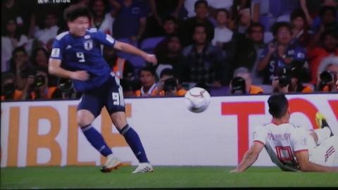 1/28(月) アジアカップ準決勝 イラン戦_a0059812_20002144.jpg