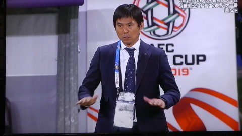 1/28(月) アジアカップ準決勝 イラン戦_a0059812_20082353.jpg