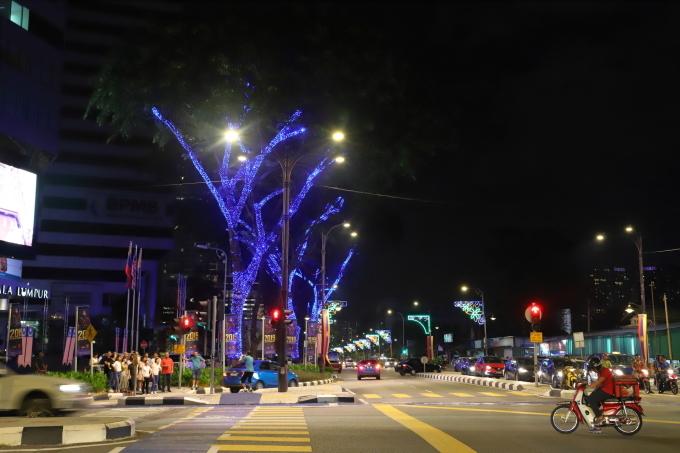 スタバと夕食 マレーシア旅行 - 8 -_f0348831_22291713.jpg