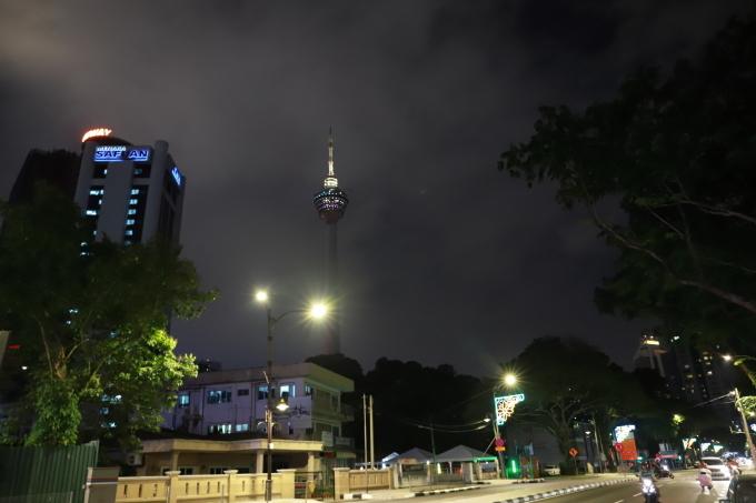 スタバと夕食 マレーシア旅行 - 8 -_f0348831_22292770.jpg