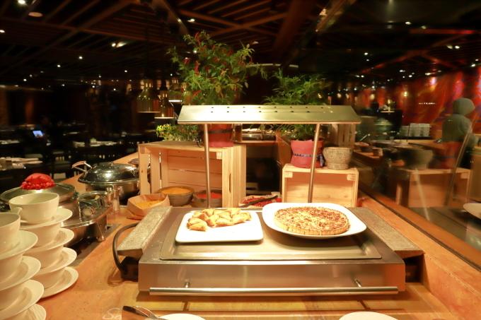 *シェラトン インペリアル クアラルンプール/朝食* マレーシア旅行 - 9 -_f0348831_23294339.jpg