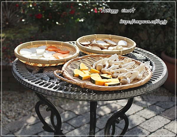 朝ごパンはオープンサンドと久しぶりに☆部活動♪_f0348032_17121704.jpg