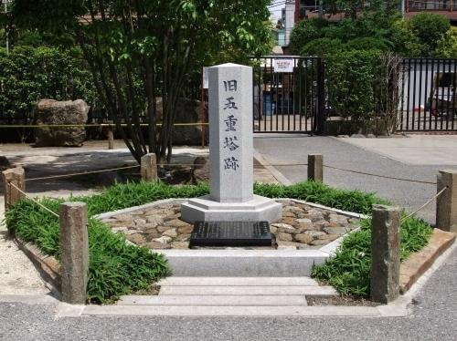 浅草寺の五重塔_a0277742_20203884.jpg