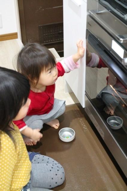 りんごとバナナのマシュマロぎゅうぎゅう焼き_d0377645_13485593.jpg