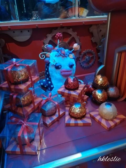 可可怪獸與你共度聖誕@置地廣塲 part2_b0248150_11350172.jpg