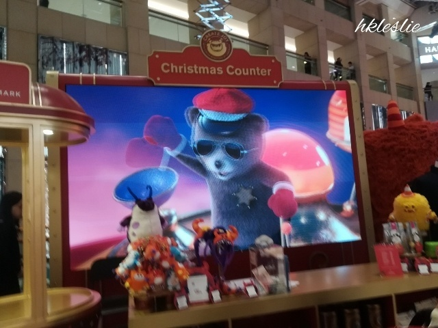 可可怪獸與你共度聖誕@置地廣塲 part2_b0248150_11384009.jpg