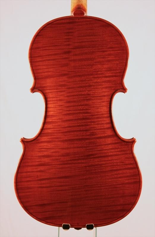 2012年 ビオラ 41.5センチ ストラドモデル_a0197551_06323024.jpg
