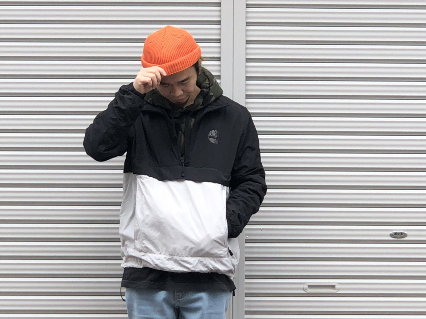 Timberland Packable Anorak Jacket STYLE!!!_a0221253_14260787.jpeg
