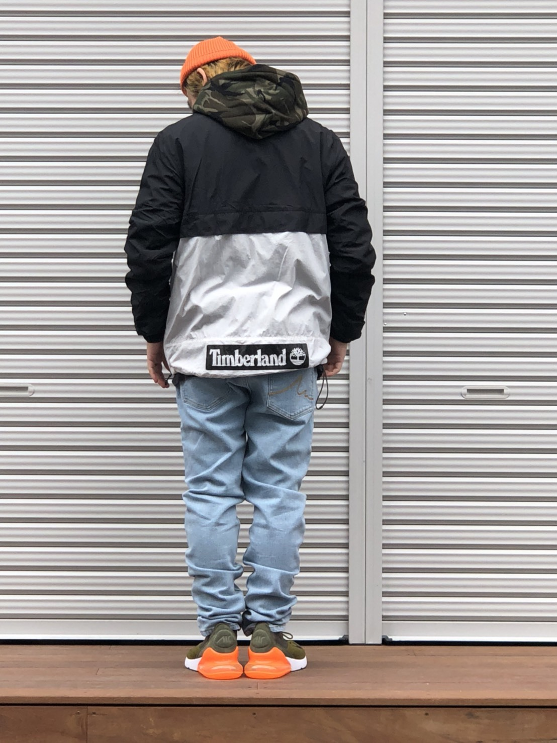 Timberland Packable Anorak Jacket STYLE!!!_a0221253_14262615.jpeg