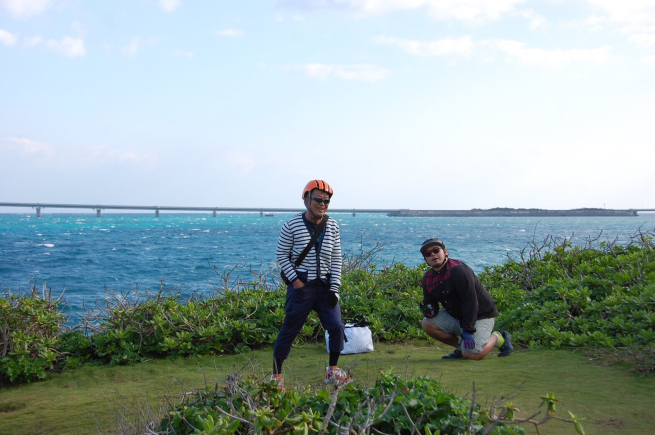 自転車で美島めぐりin宮古島2019に参加_d0197762_12111377.jpg