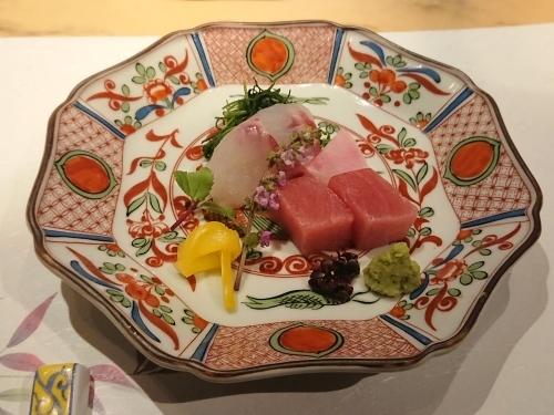 神楽坂 九頭龍蕎麦 はなれ で記念日ディナー_c0100865_22402802.jpg
