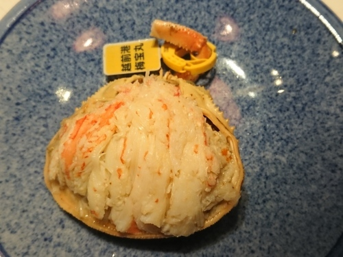 神楽坂 九頭龍蕎麦 はなれ で記念日ディナー_c0100865_22420234.jpg