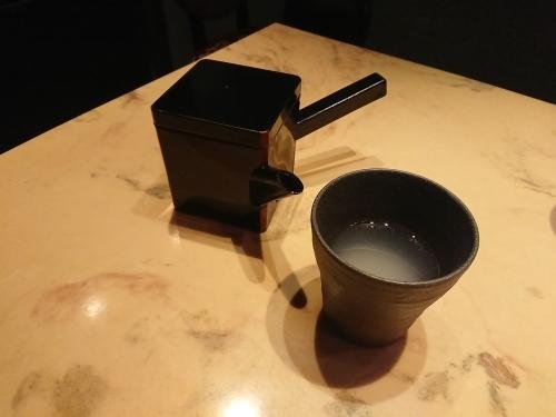 神楽坂 九頭龍蕎麦 はなれ で記念日ディナー_c0100865_22463968.jpg