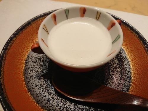 神楽坂 九頭龍蕎麦 はなれ で記念日ディナー_c0100865_22465612.jpg