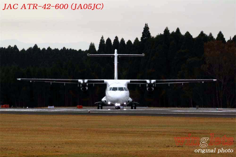 '19年 鹿児島空港レポート・・・JAC/JA05JC_f0352866_22442319.jpg