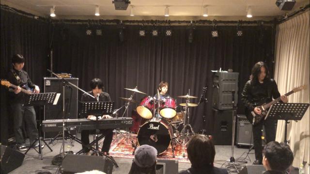 息子のドラムの発表会_e0309971_22310059.jpg