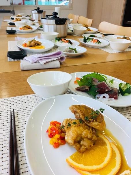 1月料理教室レポート(ガストピア五日市)_d0327373_00244639.jpg
