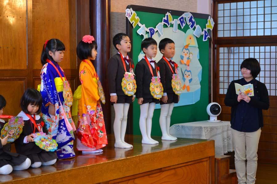 上宮第一幼稚園「お誕生会」_d0353789_14570306.jpg