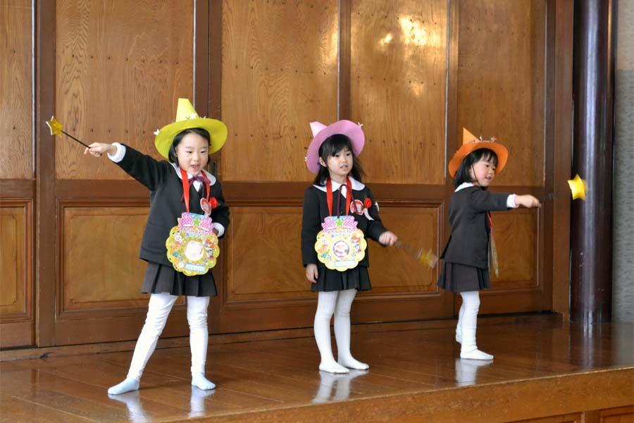 上宮第一幼稚園「お誕生会」_d0353789_14573674.jpg