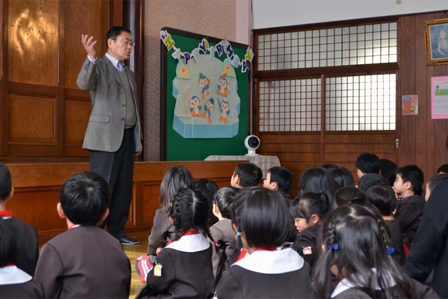上宮第一幼稚園「お誕生会」_d0353789_14574300.jpg