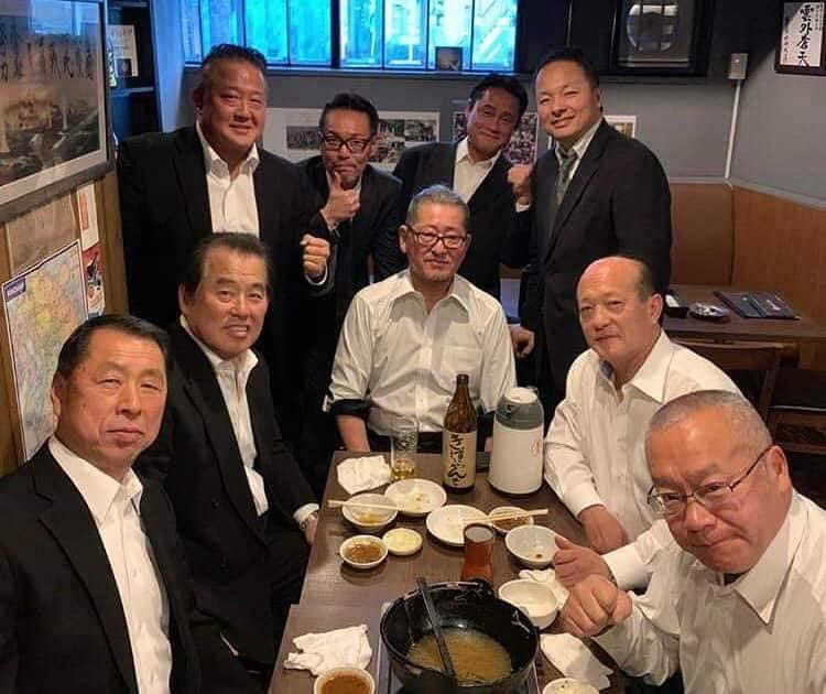 藤川孝幸さん天国で待っててくださいね😃またゆっくり飲みましょう!_c0186691_10264975.jpg