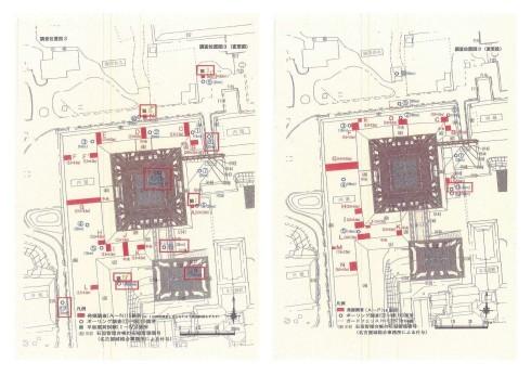 名古屋市「名古屋城天守台石垣の安定計算を行うためのケーソン下ボーリングまだできていない」_d0011701_23124049.jpg