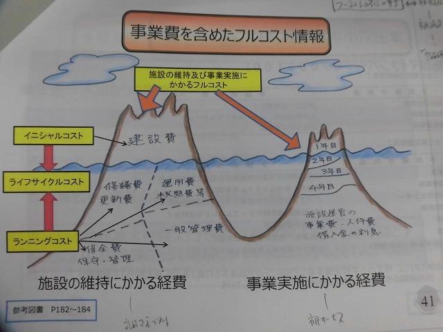 お祭りで買った「たこ焼き」と「亀」の比較が理解しやすかった「新地方公会計の基礎知識」研修in東京_f0141310_07585691.jpg