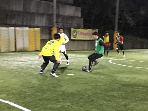 UNO 1/29(火) at UNOフットボールファーム_a0059812_17474109.jpg