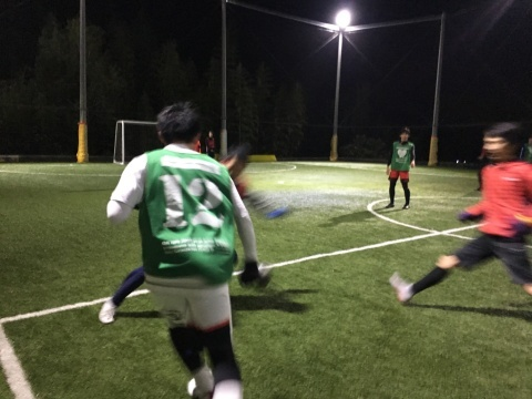 UNO 1/29(火) at UNOフットボールファーム_a0059812_17475220.jpg