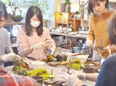 新春盆栽展ありがとうございました_d0263815_19170550.jpg