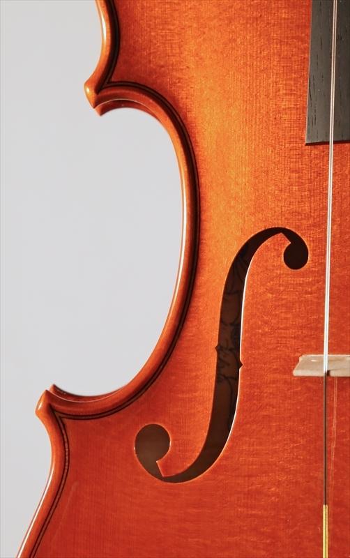 2014年 アマティモデル・ヴァイオリン 1666年_a0197551_06050119.jpg