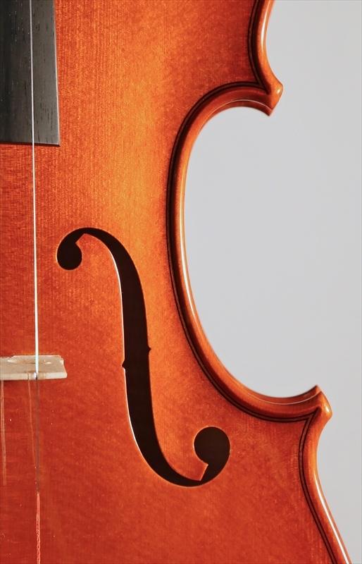 2014年 アマティモデル・ヴァイオリン 1666年_a0197551_06051312.jpg