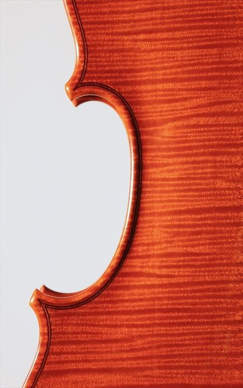 2014年 アマティモデル・ヴァイオリン 1666年_a0197551_06052564.jpg
