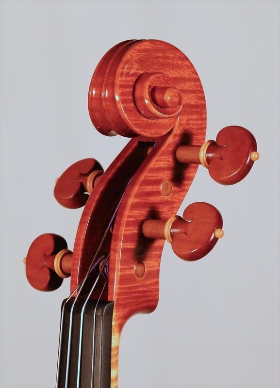 2014年 アマティモデル・ヴァイオリン 1666年_a0197551_06071148.jpg