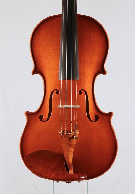 2015年 ヴァイオリン ストラド1705モデル トリエンナーレ参加作品_a0197551_14335614.jpg