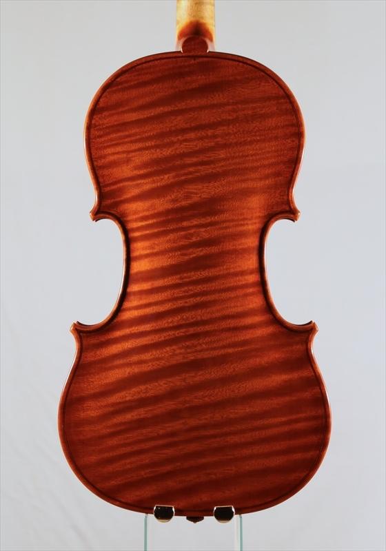 2015年 ヴァイオリン ストラド1705モデル トリエンナーレ参加作品_a0197551_14341339.jpg