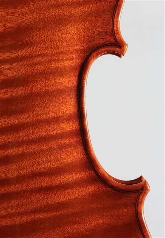 2015年 ヴァイオリン ストラド1705モデル トリエンナーレ参加作品_a0197551_14345793.jpg