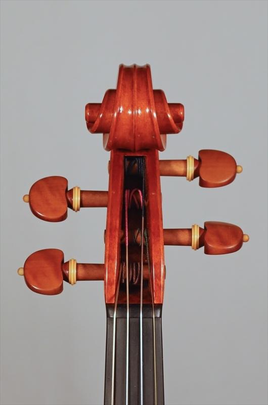 2015年 ヴァイオリン ストラド1705モデル トリエンナーレ参加作品_a0197551_14354520.jpg