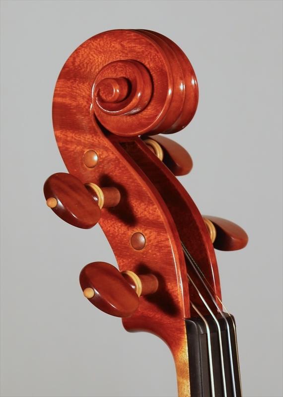 2015年 ヴァイオリン ストラド1705モデル トリエンナーレ参加作品_a0197551_14355908.jpg
