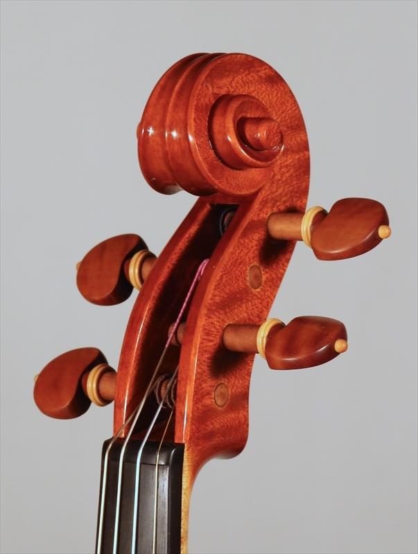 2015年 ヴァイオリン ストラド1705モデル トリエンナーレ参加作品_a0197551_14361298.jpg