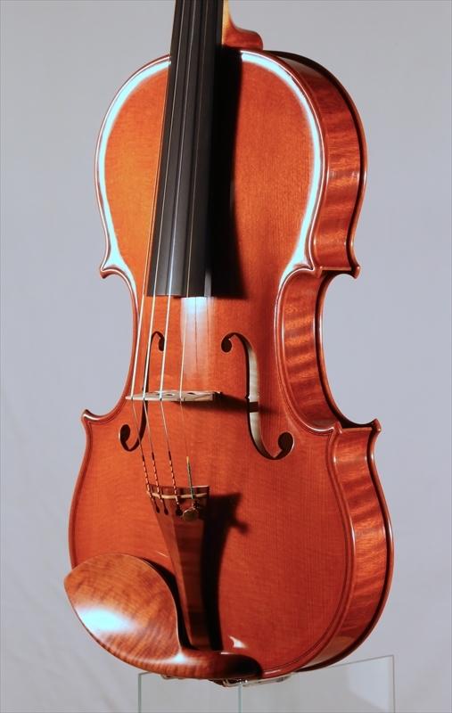 2015年 ヴァイオリン ストラド1705モデル トリエンナーレ参加作品_a0197551_14364877.jpg