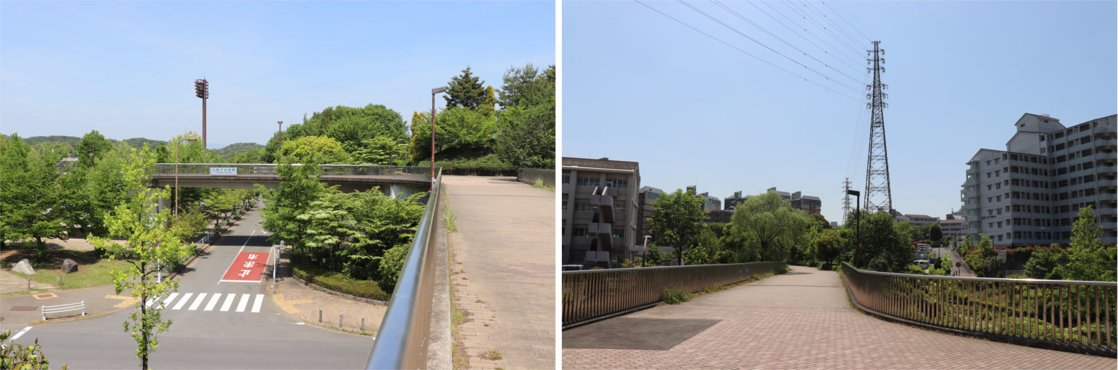 [多摩NTの橋ぜんぶ撮影PJ] No.36~40 上柚木公園周辺の橋_a0332275_01063276.jpg